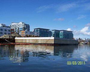 1950 Floating Pier Pier