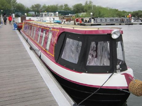 2013 Trad Stern Narrowboat Bosworth 60