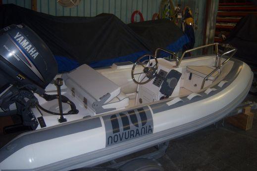 2005 Novurania 355 DL & 2012 Trailer