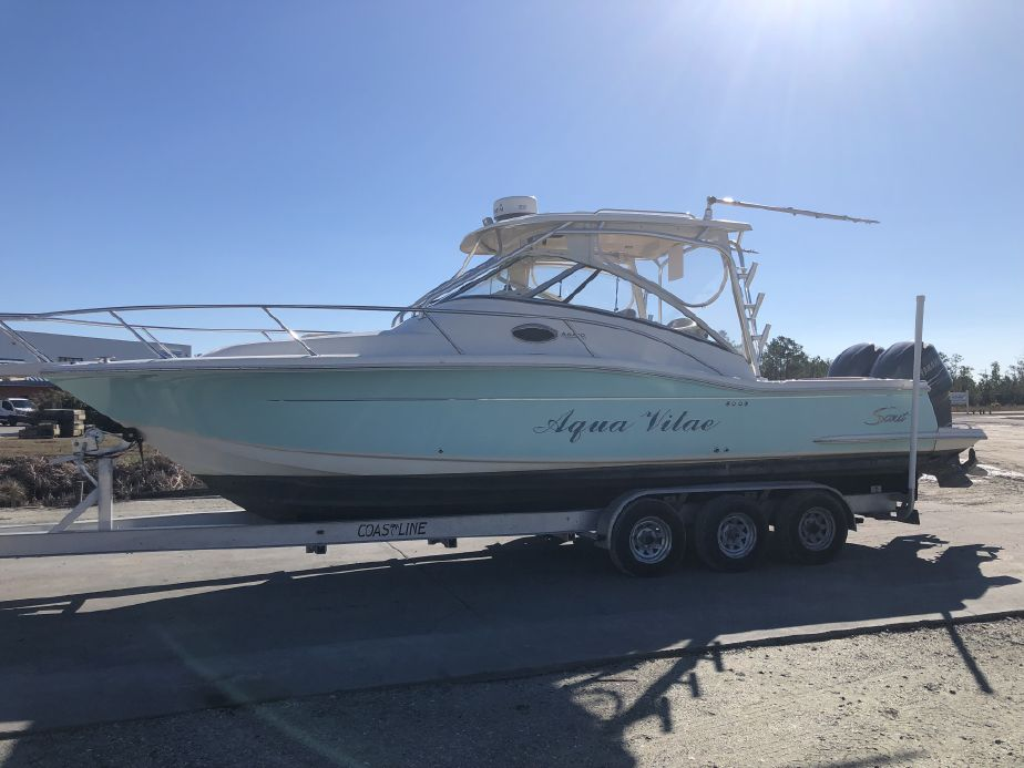 2008 Scout 295 Abaco Power Boat For Sale - www yachtworld com