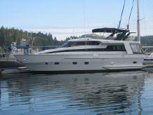 1988 Fipa Italiana Yachts Maiora 57