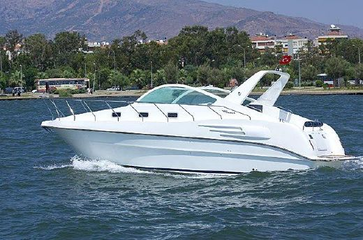 2006 Tacar Open Cruiser 33