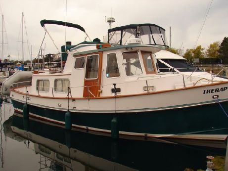 1992 Eagle 32 Trawler