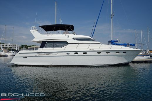 1989 Birchwood 61 Motor Yacht