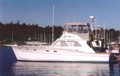 1971 Egg Harbor Sport Fisherman