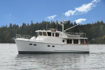 2000 Selene 47 Ocean Trawler