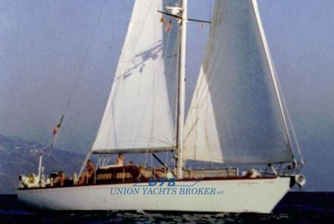 1981 sangermani bermudian sloop
