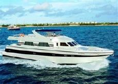 2006 Gulf Craft Majesty 85