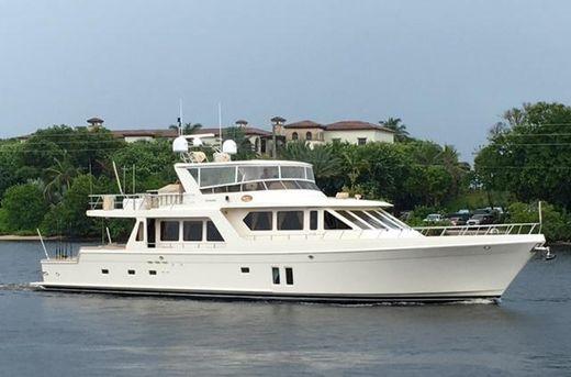 2012 Offshore 80 Pilot House
