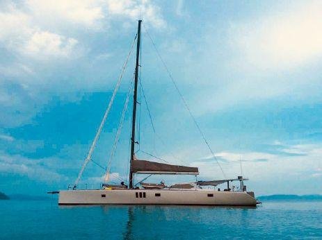 2013 Custom Fast Sail Cruiser 80