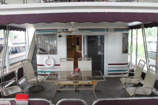 1999 Horizon 65x16 House Boat