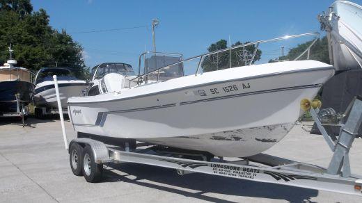 1991 Aquasport 200CC 402D