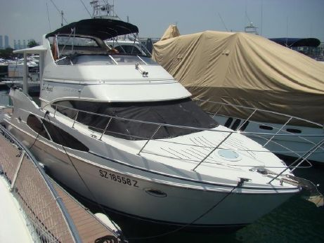 2007 Carver 41 Sea Angel