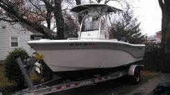 2010 Sea Fox 216CC Pro Series