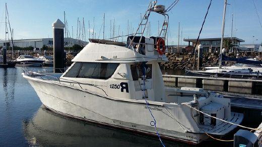 2007 Rodman 1250