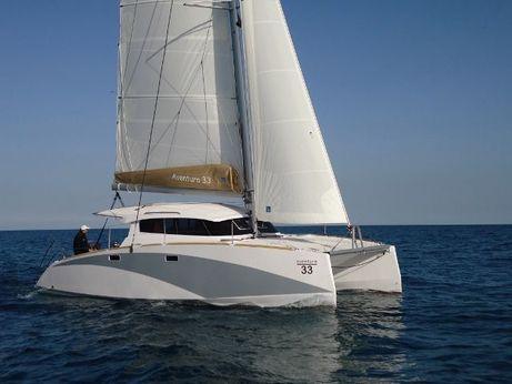 2015 Aventura Catamarans Aventura 33