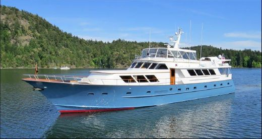 1982 Broward Raised Pilothouse Motor Yacht