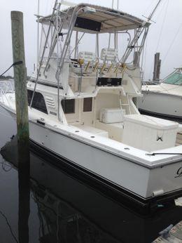 1991 Blackfin 33 Sportfish