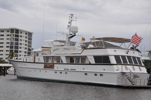 1982 Feadship Raised Pilothouse Motor Yacht