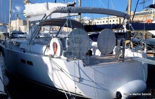2011 Hanse 545