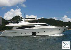 2011 Ferretti Yachts 881