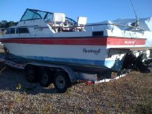 1988 Sportcraft 270 Offshore