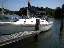 1988 Pearson 33 Sail