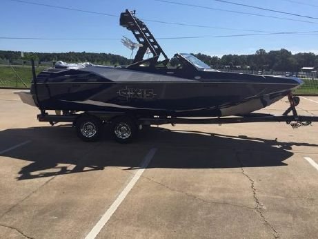 2016 Axis A22 with 350 HP