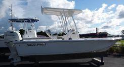 2020 Sea Pro 208