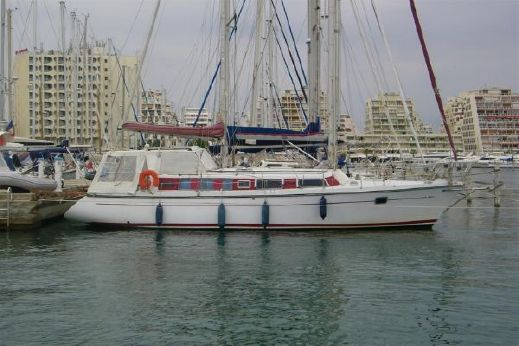 1980 Kirie Fifty 40 ketch
