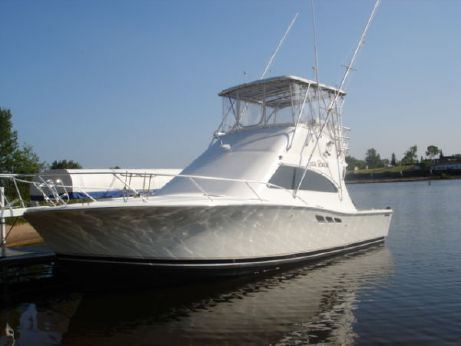 2001 Luhrs 36 Convertible