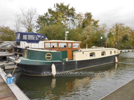 2001 Pickwell & Arnold 15m Dutch Mini Barge