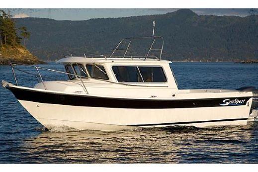 2016 Seasport XL 2400