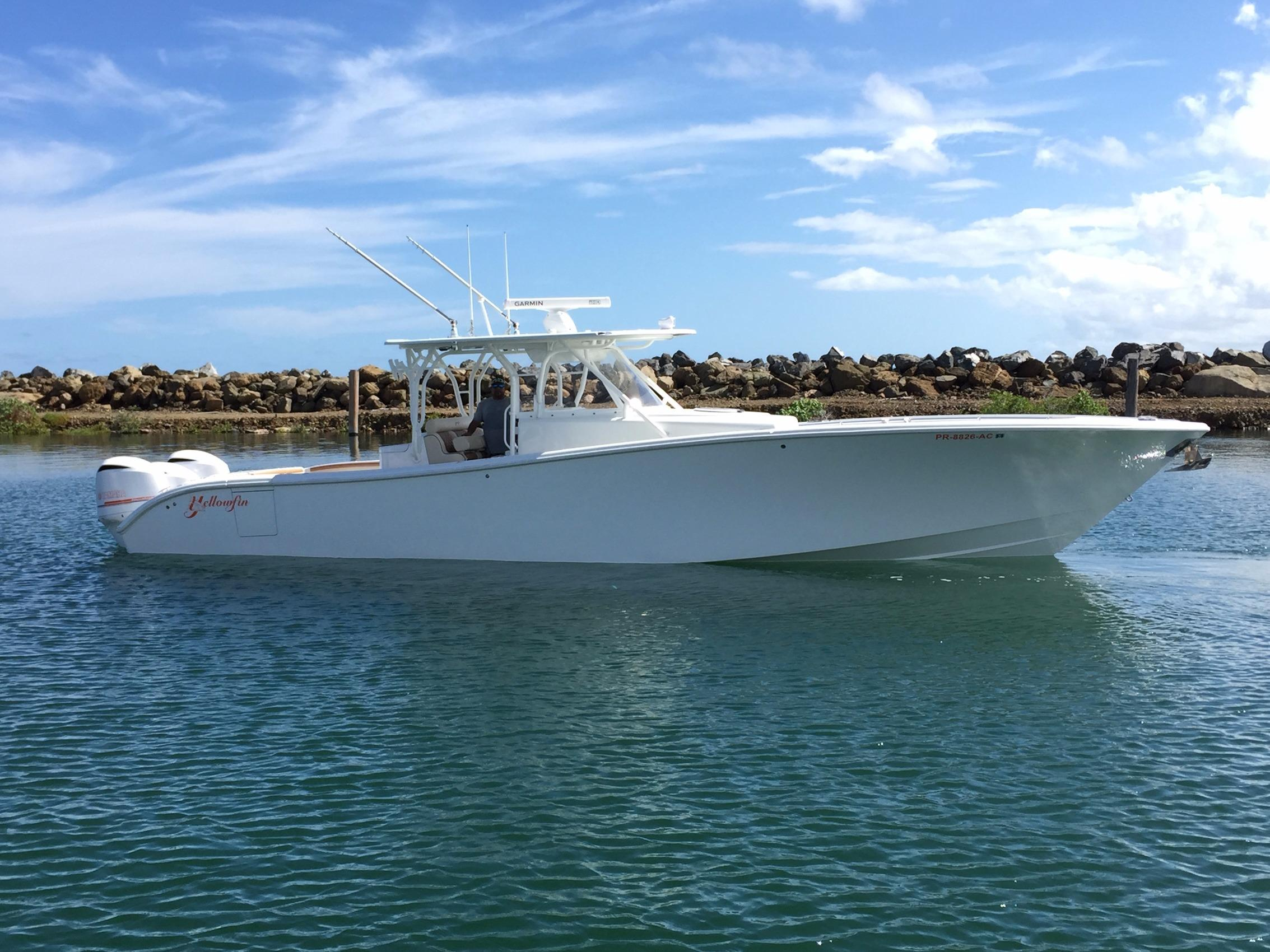 Pics For Gt Yellowfin Boats 34