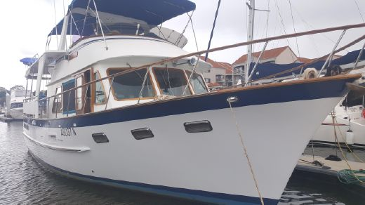 1985 Defever 44 Trawler