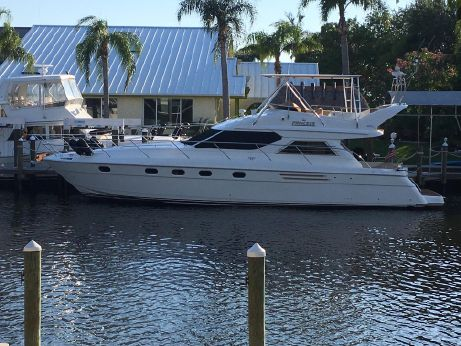 1998 Princess Viking 50 Flybridge