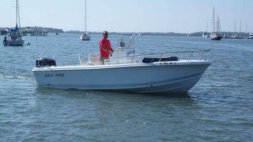 2006 Sea Pro 196 CC