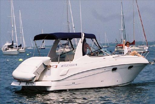 2002 Four Winns Vista 268