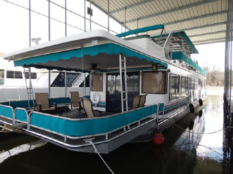 1996 Sumerset 80 x 60 WB Houseboat