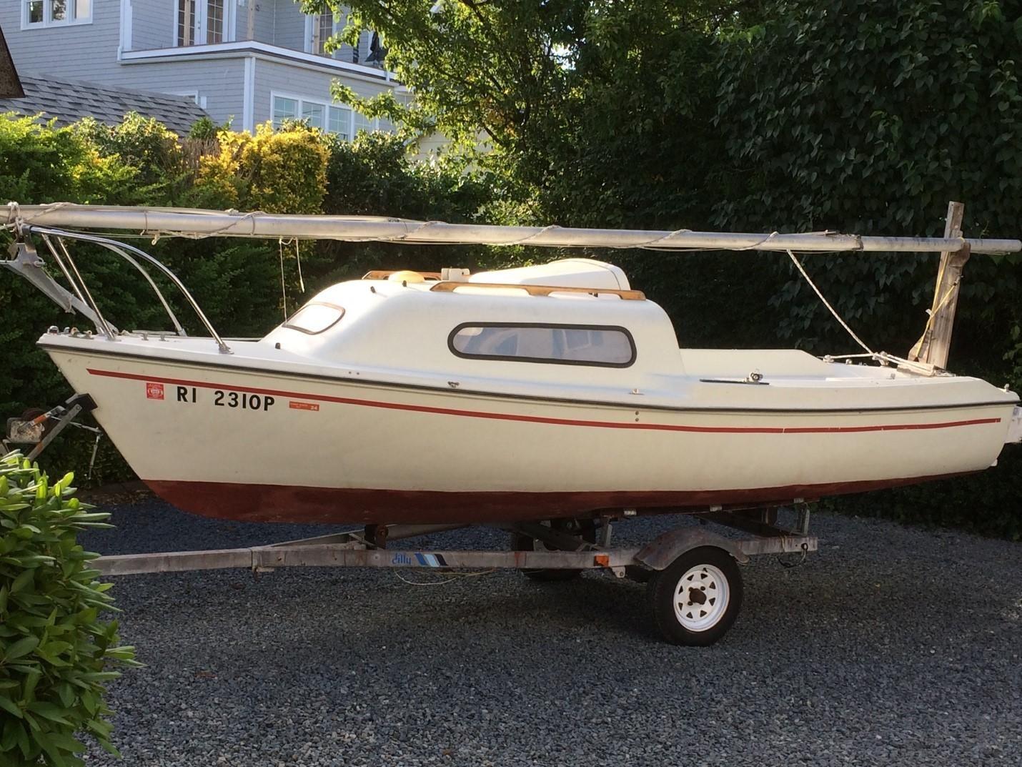 Honda Dealers Ri >> 1981 Vandestadt & McGruer Siren Sail Boat For Sale - www.yachtworld.com