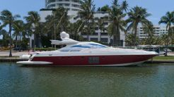 2008 Azimut 86S