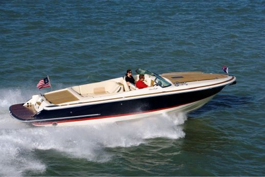 2016 Chris-Craft Corsair 28 Heritage Edition