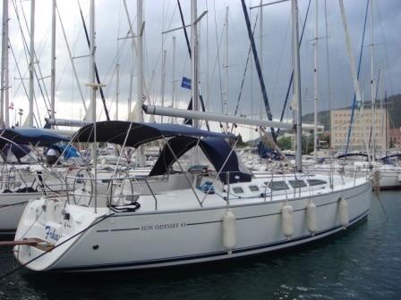 2002 Jeanneau Sun Odyssey 43