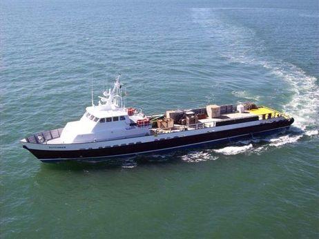 2009 Neuville Crew Passenger Boat -  Certified for 65 Passengers