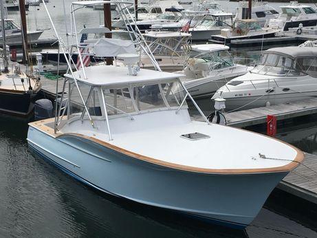 2007 Outerbanks Boatworks Custom Carolina 37 Express