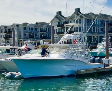 2007 Outerbanks Boatworks Custom Carolina 37 Express