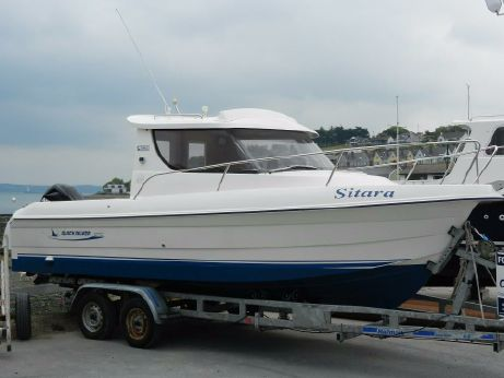 2007 Quicksilver 670 Weekend