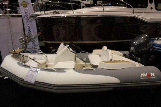 2017 Avon Seasport 340 Deluxe NEO 40hp In Stock