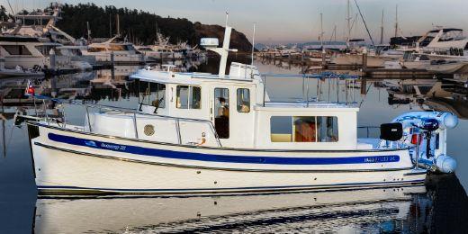 2018 Nordic Tug 34