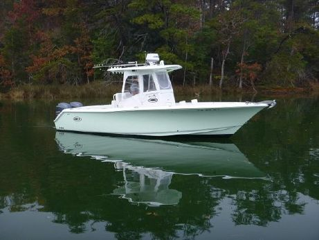 2014 Sea Hunt Gamefish 27